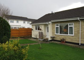Thumbnail 3 bed semi-detached bungalow for sale in Willhayes Park, Axminster