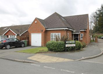 Thumbnail 3 bed detached house for sale in Tower View, Bushey Heath, Bushey
