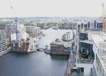 Thumbnail 3 bedroom flat to rent in Millharbour, London