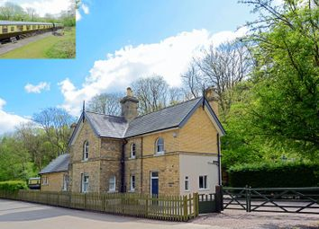 Thumbnail 5 bedroom detached house for sale in Old Railway Station, Coalport, Shropshire