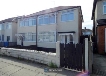 3 bed semi-detached house to rent in Jeffereys Crescent, Liverpool L36