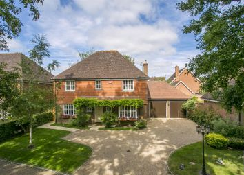 Thumbnail 4 bed detached house for sale in Fen Meadow, Ightham, Kent