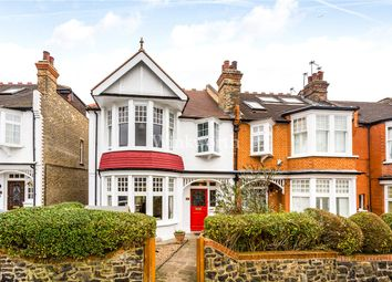 Thumbnail 4 bed end terrace house for sale in Conway Road, London