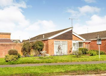 Thumbnail 2 bed bungalow for sale in Woodloes Avenue South, Woodloes Park, Warwick, Warwickshire
