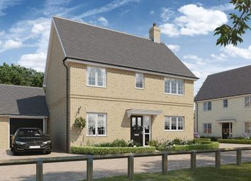 Thumbnail 4 bed detached house for sale in The Orchards, Off Ipswich Road, Colchester Essex