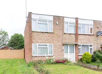 Thumbnail 3 bed end terrace house for sale in Shelley Road, Wellingborough