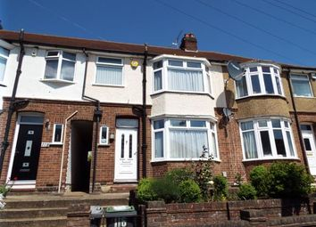 Thumbnail 3 bedroom terraced house for sale in Milton Road, Luton, Bedfordshire