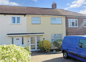 Thumbnail 3 bed terraced house for sale in Goodwood Avenue, Hornchurch, Essex