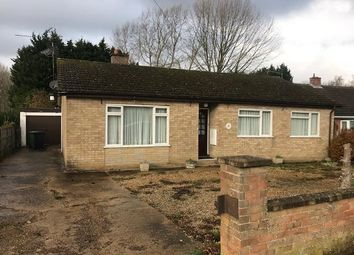 Thumbnail 2 bed detached bungalow for sale in Smeeth Road, Marshland St. James, Wisbech