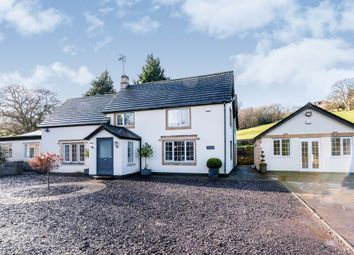 Thumbnail 5 bed detached house for sale in Gamekeepers Cottage, Cefn Mably, Cardiff