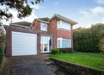 Thumbnail 3 bedroom detached house for sale in Millfield Rise, Bexhill-On-Sea