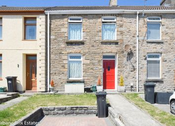 Thumbnail 2 bed terraced house for sale in Siding Terrace, Neath
