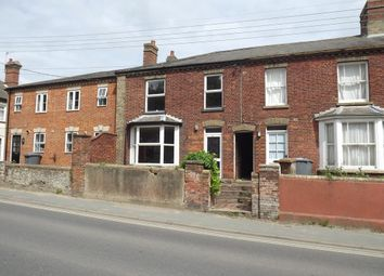Thumbnail 4 bedroom terraced house for sale in Station Road, Leiston