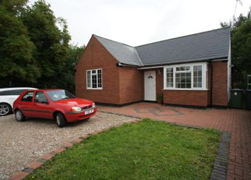 Thumbnail 3 bed detached bungalow to rent in Derby Road, Lower Kilburn, Belper