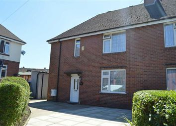 Thumbnail 3 bed semi-detached house for sale in Hall Avenue, Leek
