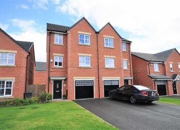 Thumbnail 4 bed town house for sale in Kings Road, Audenshaw, Manchester, Greater Manchester