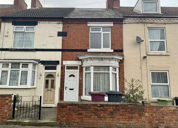 Thumbnail 2 bedroom terraced house for sale in King Street, Hodthorpe, Worksop, Nottinghamshire