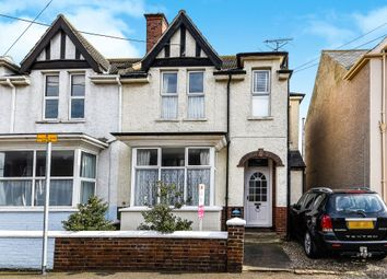 Thumbnail 3 bed semi-detached house for sale in Seagate Road, Hunstanton