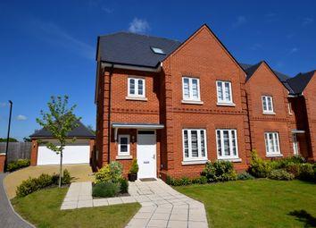 4 bed detached house for sale in Ewshot Gardens, Church Crookham, Fleet GU10