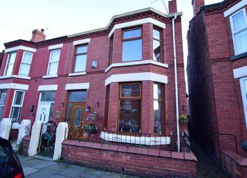 Thumbnail 3 bed semi-detached house for sale in Glencoe Road, Wallasey, Merseyside