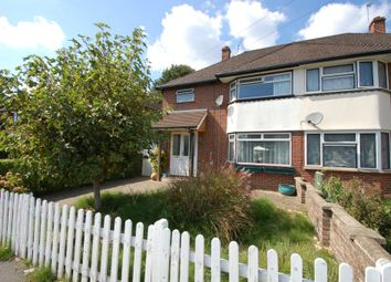 Thumbnail 3 bed semi-detached house for sale in Bagshot Green, Bagshot
