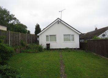 Thumbnail 3 bed detached bungalow for sale in Blacksmith Lane, Barnham, Thetford