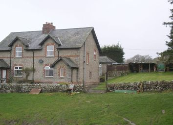 Thumbnail 3 bed semi-detached house to rent in Moretonhampstead, Newton Abbot