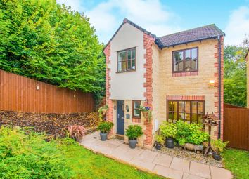 Thumbnail 3 bed detached house for sale in Charnwood Drive, Pontprennau, Cardiff