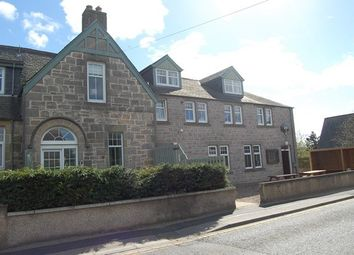 Thumbnail 2 bed flat for sale in Garmouth Road, Lhanbryde, Elgin