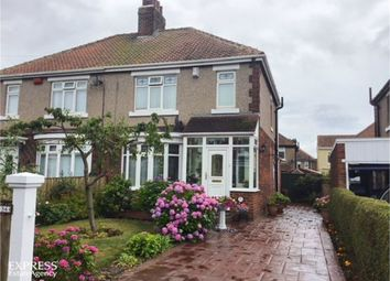 Thumbnail 3 bed semi-detached house for sale in Station Road, Stockton-On-Tees, Durham
