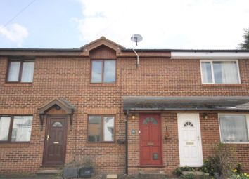 Thumbnail 1 bed terraced house to rent in Rusham Road, Egham, Surrey