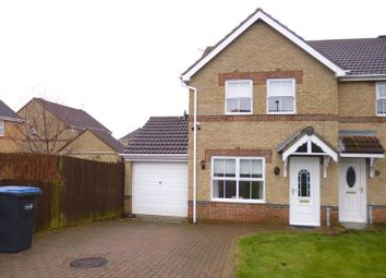 3 bed semi-detached house for sale in Mayfield Walk, St. Helen Auckland, Bishop Auckland DL14