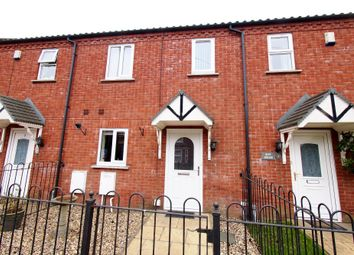 2 bed terraced house for sale in Regal Court, Watton, Thetford IP25