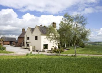 Thumbnail 9 bed detached house for sale in Denstone, Uttoxeter, Staffordshire