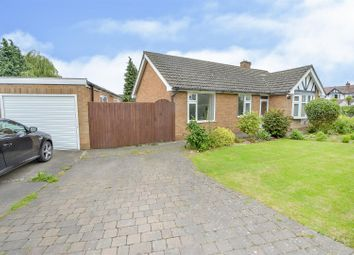 Thumbnail 3 bed detached bungalow for sale in Stapleford Lane, Beeston, Nottingham