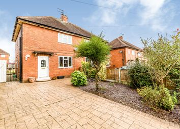 Thumbnail 3 bed semi-detached house for sale in Chapel Lane, Barwick In Elmet, Leeds, West Yorkshire