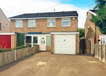 Thumbnail 3 bed semi-detached house for sale in White Hart Lane, Collier Row, Romford