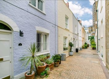 Thumbnail 2 bedroom detached house to rent in Kinnerton Place North, London