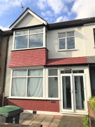 Thumbnail 3 bed terraced house to rent in Woodgreen, London