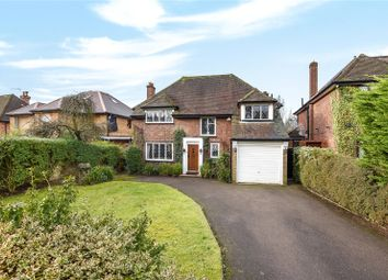 Thumbnail 4 bed property for sale in Rowlands Avenue, Hatch End, Middlesex