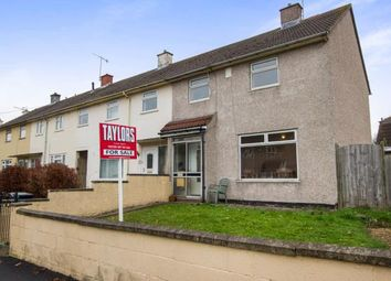 Thumbnail 3 bed end terrace house for sale in Monsdale Drive, Henbury, Bristol