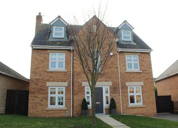 6 bed detached house for sale in Henry Moore Court, Woolley Grange, Barnsley S75