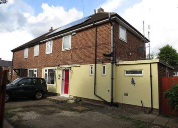 3 bed semi-detached house for sale in Denison Gardens, Chaddesden, Derby DE21
