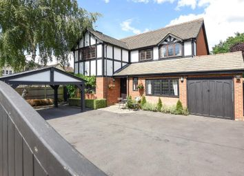 Thumbnail 4 bed detached house for sale in Charters Road, Sunningdale, Berkshire