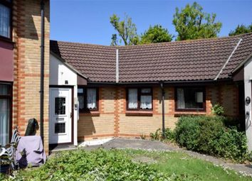 Thumbnail 1 bed terraced bungalow for sale in Brackendale Court, Basildon, Essex