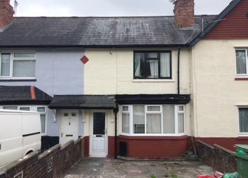 Thumbnail 2 bedroom terraced house for sale in Deere Place, Cardiff