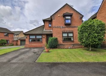 Thumbnail 3 bedroom detached house for sale in Clos Y Gwadd, Thornhill, Cardiff