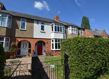 3 bed terraced house for sale in Lodge Road, Little Houghton, Northampton, Northamptonshire NN7