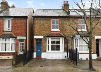 Thumbnail 3 bedroom end terrace house for sale in Richmond Park Road, Kingston Upon Thames