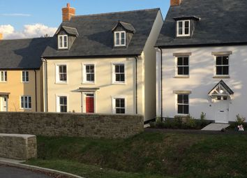 Thumbnail 4 bed detached house for sale in Plot 55, Drovers Lane, Chagford